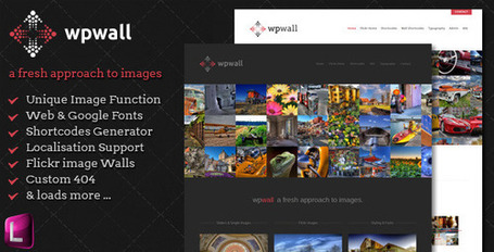 wpWall (Photography) | Premium Wordpress Themes | Scoop.it