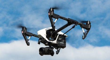 Un drone sauveteur capable de sauver des vies lors des catastrophes | E-Health | Scoop.it