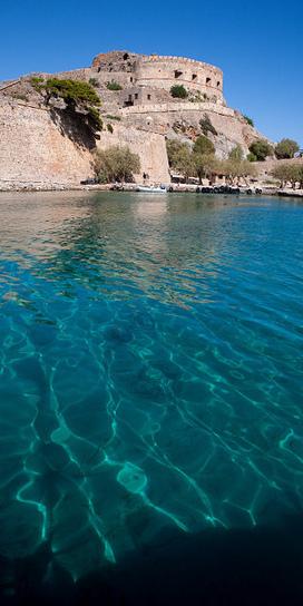 Approaching Spinalonga   #Crete Island Adventure   Scoop.it