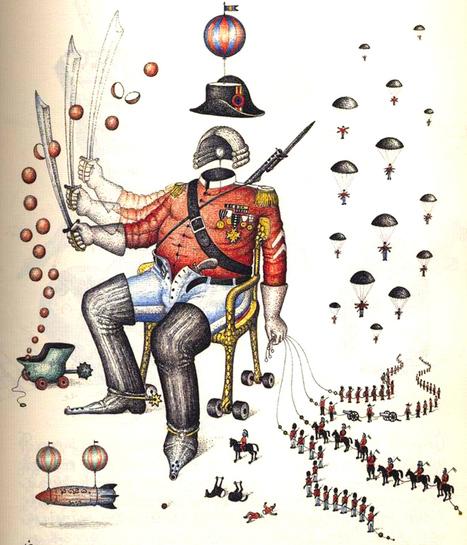 Codex Seraphinianus, le livre le plus étrange du monde !   Tiptop Carambar !   Scoop.it
