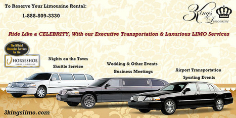 Limo services rental in Akron Ohio | Luxury Car Travel Limousine | Scoop.it