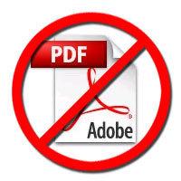 ¡Guerra de formatos ! PDFs ¡NOgracias! | Maestr@s y redes de aprendizajes | Scoop.it