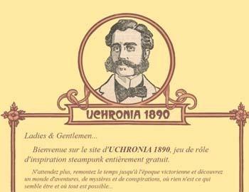 À contre-courants: Uchronia : retour d'expérience d'un jdr steampunk   Jeux de Rôle   Scoop.it