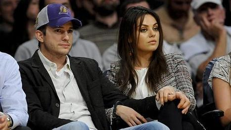 Mila Kunis is reportedly pregnant to fiance Ashton Kutcher which is bad timing for her Jim Beam deal | Holding alcohol advertising and marketing accountable for targeting the underage and addicted | Scoop.it