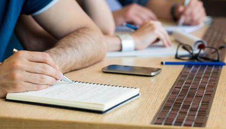 Comment améliorer sa prise de notes? | FLE et nouvelles technologies | Scoop.it