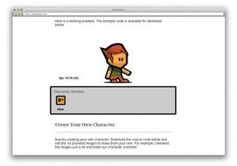 11 HTML5 Game Development Tutorials   Design   Scoop.it