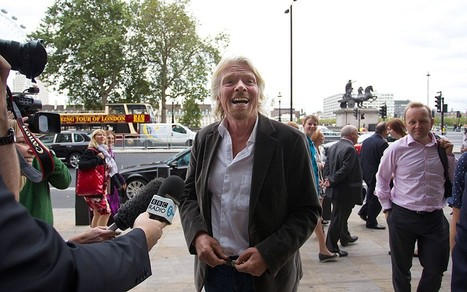 Virgin's Sir Richard Branson still steaming as Tim O'Toole chugs round the MPs - Telegraph.co.uk | Social Network for Logistics & Transport | Scoop.it