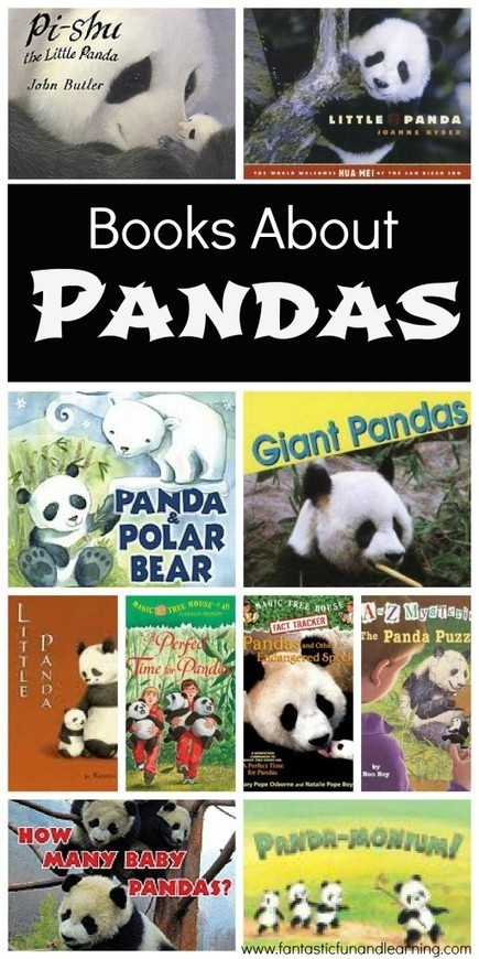 Panda Books | Fantastic Fun & Learning | Education Tips and Info | Scoop.it