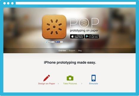 Todos los recursos que necesitas para diseñar aplicaciones móviles - 40deFiebre | Create: 2.0 Tools... and ESL | Scoop.it