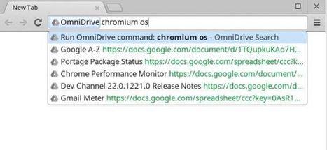 OmniDrive – extensión de Chrome para buscar archivos en nuestras cuentas de Google Drive | Recull diari | Scoop.it