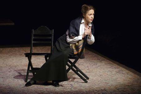 Natasha Parry, comédienne, épouse de Peter Brook, est morte | Revue de presse théâtre | Scoop.it