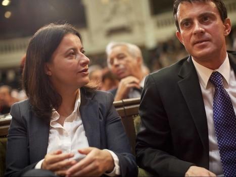 Quand Duflot tape sur Valls, c'est aussi pour ressouder EELV | Rue89 | duflot | Scoop.it
