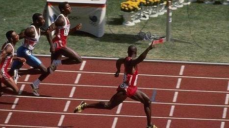 Ben Johnson, abanderado del antidopaje | El deporte y las sustancias proividas | Scoop.it
