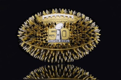 CFDA x NFL:#accessories get infected with #superbowl50 fever via | Ac-socialize | Scoop.it