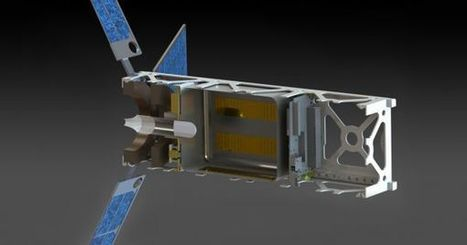 Scientists Are Sending A Tiny Satellite Propelled By Water To Orbit The Moon | MishMash | Scoop.it