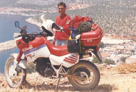 Angelo Virago: Quando ero un motociclista e giravo l'Europa | AngeloVirago | Scoop.it