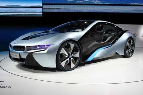 BMW i8   Amazing Sports car   Fast Cars   Scoop.it