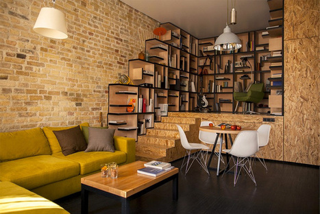 Living Small: The Growing Trend of Micro Apartments | Learning Scince & Educational Technology | Scoop.it