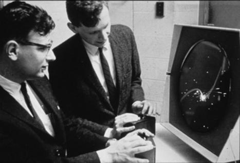 Seminal computer video game Spacewar lives again | Technoculture | Scoop.it