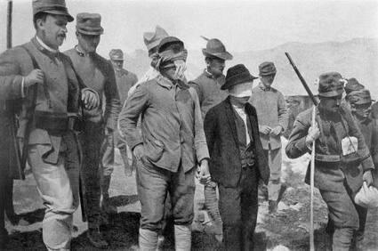 L'onore (perduto ma restituito) dei soldati fucilati nella Grande Guerra | AulaWeb Storia | Scoop.it