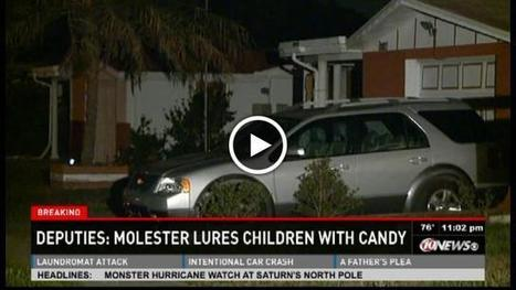 Florida man offers kids candy, tells them to reach in his pocket, molests them (VIDEO) | The Billy Pulpit | Scoop.it