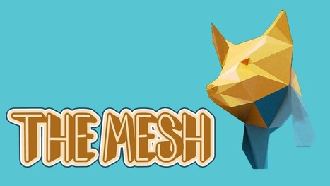 The Mesh for iPhone - Appiod   Latest Mobile Apps   Scoop.it