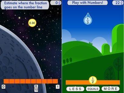 8 aplicaciones de iPad para enseñar matemáticas a niños pequeños | IKT och iPad i undervisningen | Scoop.it