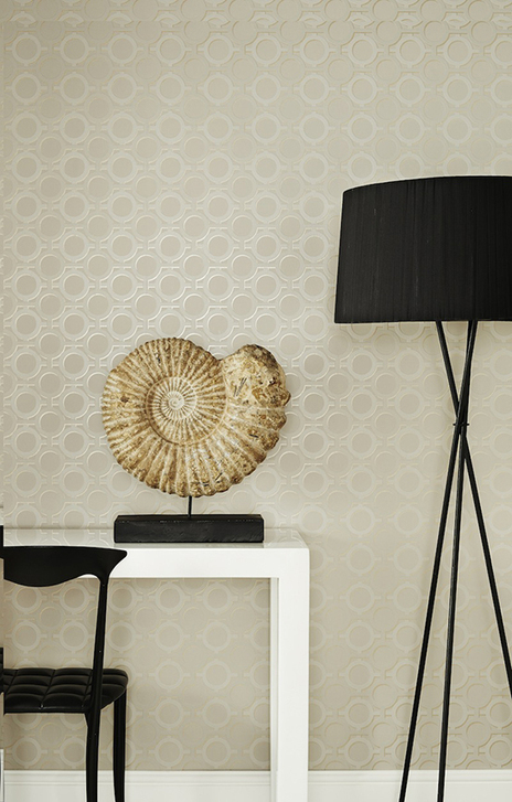 Kelly Hoppen Style collection by Graham & Brown - 3rings | Designing Interiors | Scoop.it