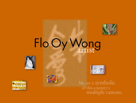 Flo Oy Wong - Visual storyteller, installation mixed media artist | Migration Stories & Identity | Scoop.it