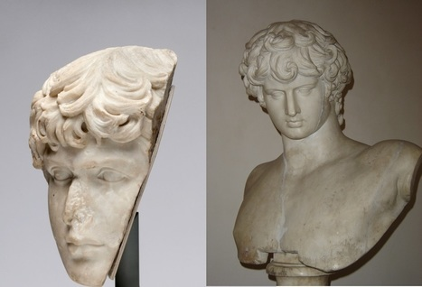 Antinoo ritrova la faccia negli USA grazie a un egittologo | Centro de Estudios Artísticos Elba | Scoop.it
