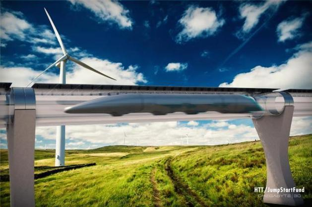 Hyperloop Could Cover Distances Up To 10,000 Kilometers By 2020