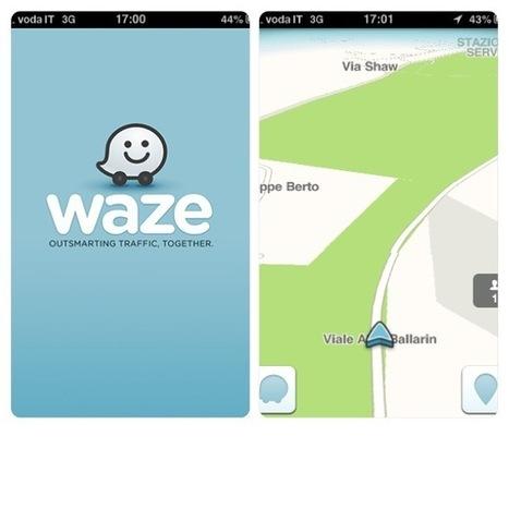 WAZE il Social Network per gli automobilisti - SMC | Social Media Consultant 2012 | Scoop.it