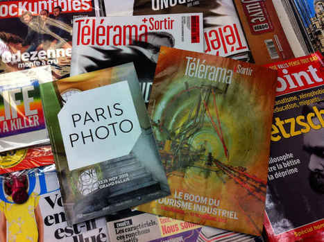 Paris Photo - Official Fair Programme - Paris Grand Palais 12-15/11/2015 | Art contemporain, photo & multimédias | Scoop.it