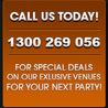 Venues in Melbourne