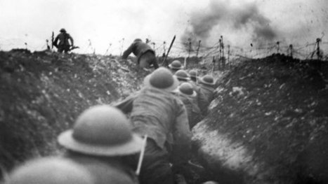Photographers on the Front Lines of the Great War | Combat Camera | Scoop.it