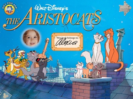 Disney's Aristocats on Your iPad | iPadApps | Scoop.it