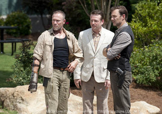 EXCLUSIVE INTERVIEW: THE GREY Star Dallas Roberts on ... | The Walking Dead Series. | Scoop.it