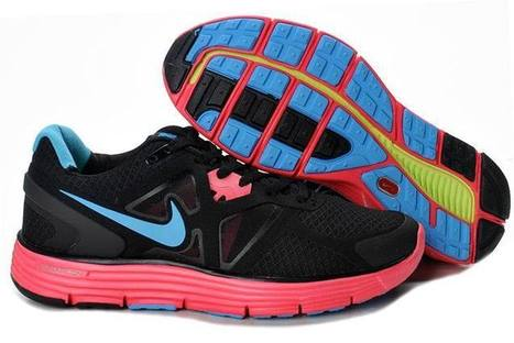 Nike Lunarglide 3 Women Gray Green Red | fashion outlet | Scoop.it