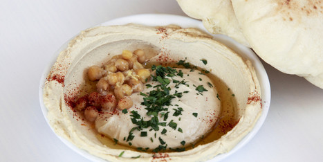 You're Eating Hummus All Wrong   Food delight   Scoop.it