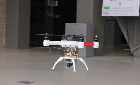 Le Loon Copter est un drone qui nage sous l'eau et vole ! | La technologie au collège | Scoop.it