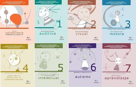 Necessidades Educativas Especiais – Guias de Apoio | Era Digital - um olhar ciberantropológico | Scoop.it