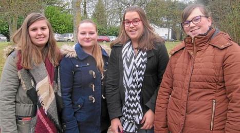 Quatre lycéennes ont fait un stage à l'étranger   Le lycée agricole de Caulnes   Scoop.it