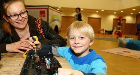 Programm | KET - Kinder erleben Technik | Scoop.it