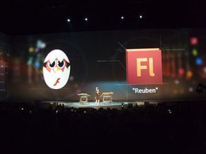 Adobe MAX 2011 : les créatifs du web jugent Adobe Flash Player 11 ... - LeMondeInformatique | CRAW | Scoop.it