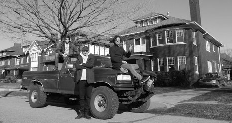 Motown Movement Wants To Rebuild Detroit In A Sustainable Way | espace-approprie | Scoop.it