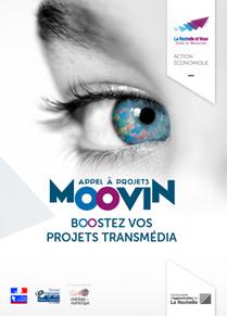 MooviN, L'Appel à projets Transmedias | Webdoc & Transmedia : Formations, outils et scenarisation | Scoop.it