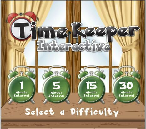 Fuel the Brain Interactives | View Time Keeper | Interactive Whiteboard Gems | Scoop.it