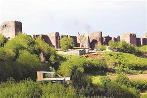 ARCHAEOLOGY - Diyarbakır looking to convince UNESCO on centuries old walls   gothic lolita   Scoop.it
