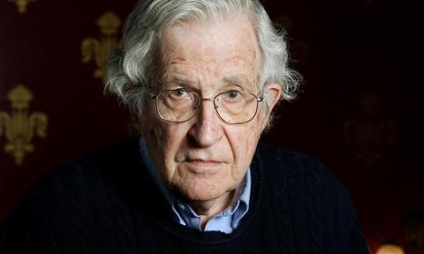 Entrevista a Noam Chomsky sobre Obama | Activismo en la RED | Scoop.it