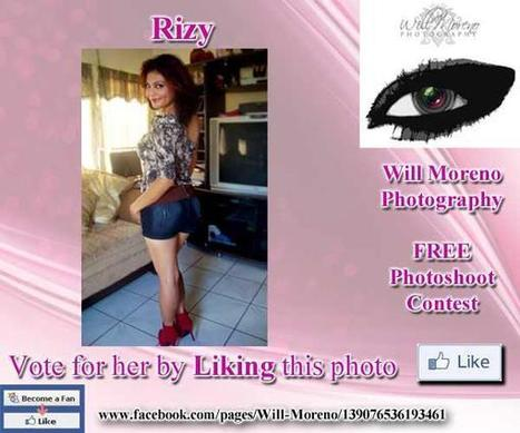 Rizy - Contestant to win a FREE Photoshoot with Will Moreno | Belize in Photos and Videos | Scoop.it